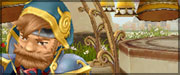 Драконика – клиентская игра в стиле Файтинг