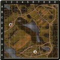 Как играть на карте Малиновка в игре Ворлд ов Танкс
